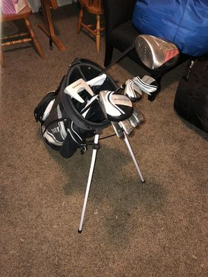 Top Flight men's golf set 2018 (Callaway driver) for Sale in East Lansing, MI