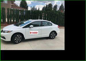 Price$1400 Honda Civic for Sale in Kansas City, MO