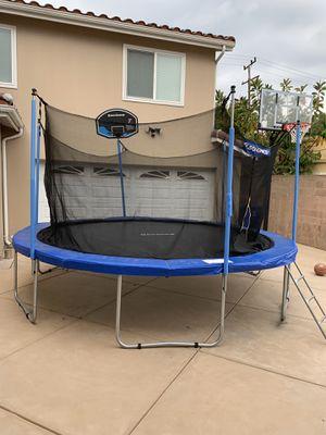 14ft trampoline for Sale in Santa Monica, CA