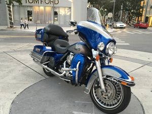 2009 Electra Glide Ultra Classic for Sale in Fort Lauderdale, FL
