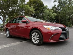 2016 Toyota Camry for Sale in Sarasota, FL