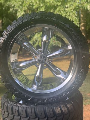 22 inch svt f-150 with 33.12.50.22 MT 6x135 for Sale for sale  Sandy Springs, GA