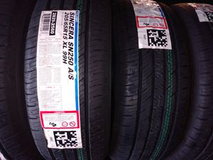 New set of Falken tires 205 65 15 for Sale in Yucaipa, CA