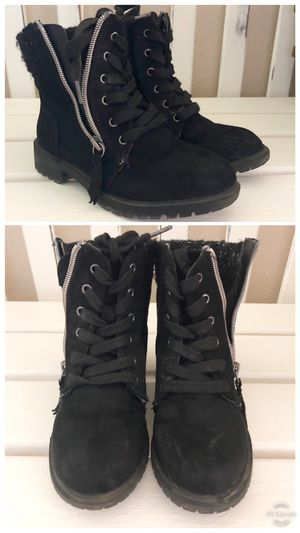 Girls boots size 12 for Sale in Burlington, WA