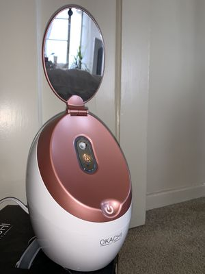 NEW - Okachi Facial Steamer for Sale in Los Angeles, CA
