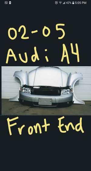 2002 - 2005 audi A4 front end parts for Sale in Pomona, CA