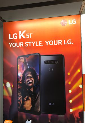 FREE LG K51 WHEN YOU SWITCH TO BOOST MOBILE TODAY for Sale in Baton Rouge, LA