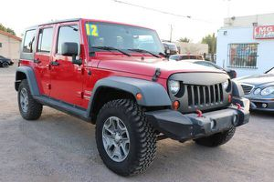 2012 Jeep Wrangler Unlimited Sport for Sale in Tucson, AZ