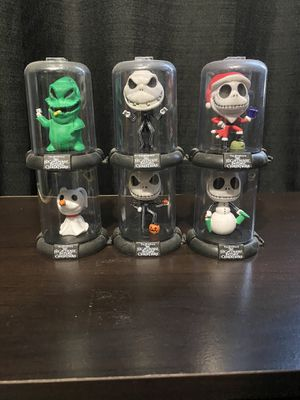 Disney Nightmare Before Christmas Domez for Sale in Cicero, IL