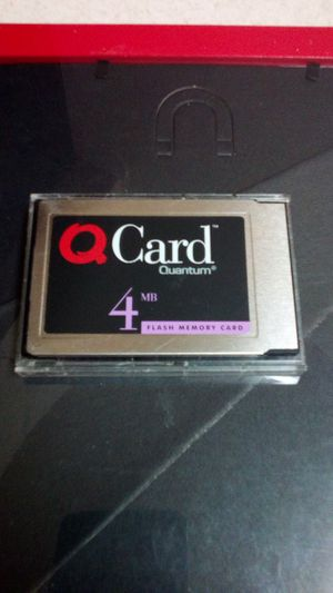 QCARD MEMORY FLASH for Sale in San Jose, CA
