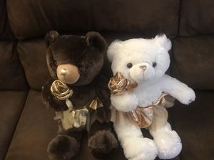 Fancy teddy bears for Sale in Englewood, CO