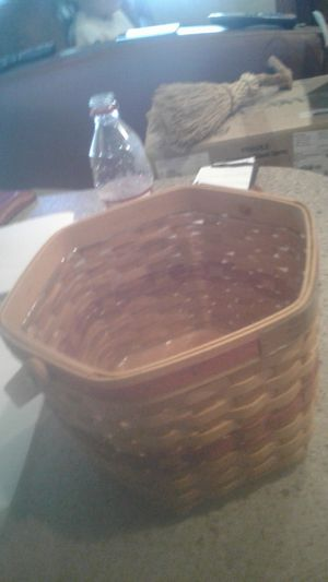 Longaberger basket for Sale in Apache Junction, AZ