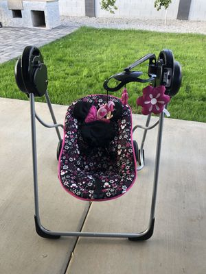 Disney sway and play baby swing for Sale in Mesa, AZ