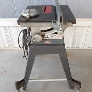 """Vintage Craftsman 8"""" table saw for Sale in Queen Creek, AZ"""