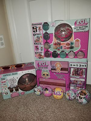 Lol surprise doll Bundle for Sale in Tampa, FL