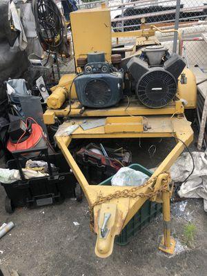 Portable trailer air compressor for Sale in Buena Park, CA