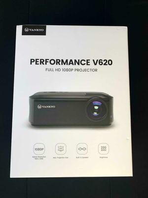 Vankyo Performance V620 HD 1080P Projector for Sale in San Bernardino, CA