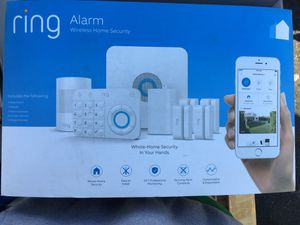 Ring alarm wireless home security for Sale in Los Angeles, CA