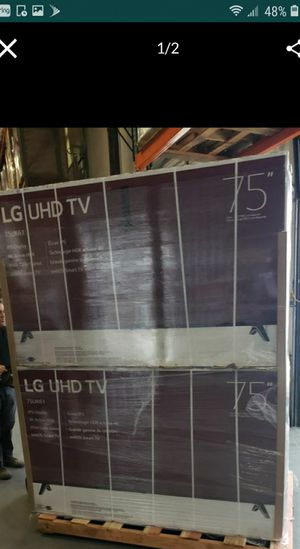 "75UM8090 75"" LG UHD 4K HDR for Sale in Ontario, CA"