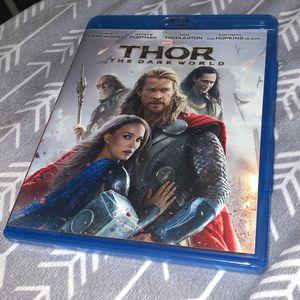 Thor: The Dark World (Blu-ray) (2013) for Sale in Marietta, GA