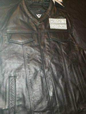 Motorcycle vest for Sale in Lynwood, CA