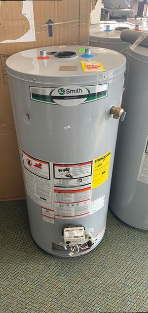 AO Smith 40G water heater NMJW for Sale in Chino, CA