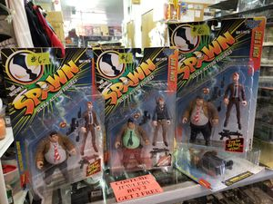 NEW, Todd McFarlane, Spawn Action Figures $6 EACH for Sale in Temple Terrace, FL