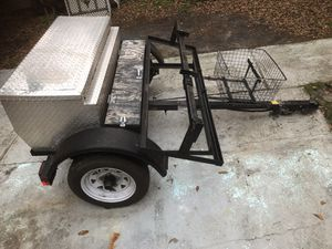 Small utility trailer 450 for Sale in Mulberry, FL