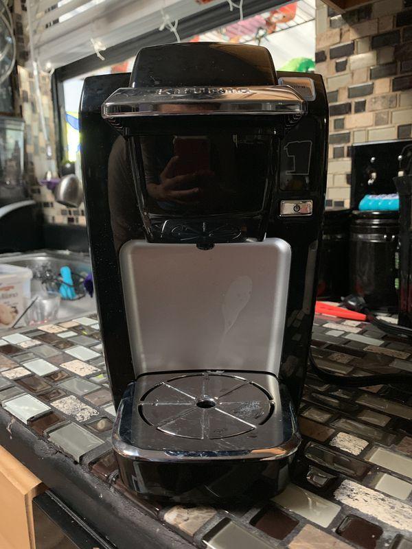 Keurig mini k15 coffee maker