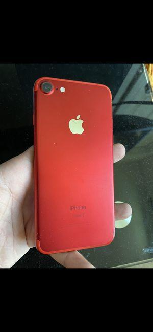 iPhone 7. Factory unlocked. Like new for Sale in Glendale, AZ