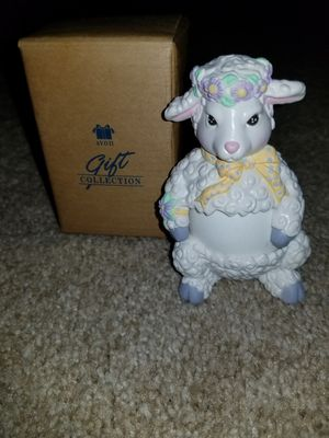 Avon 1997 Lamb Egg Pal Dress up your eggs for Sale in Lake Alfred, FL