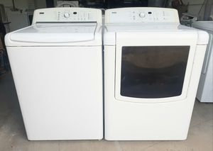 Washer and Dryer set Kenmore Oasis (FREE DELIVERY & INSTALLATION) for Sale in Hialeah, FL