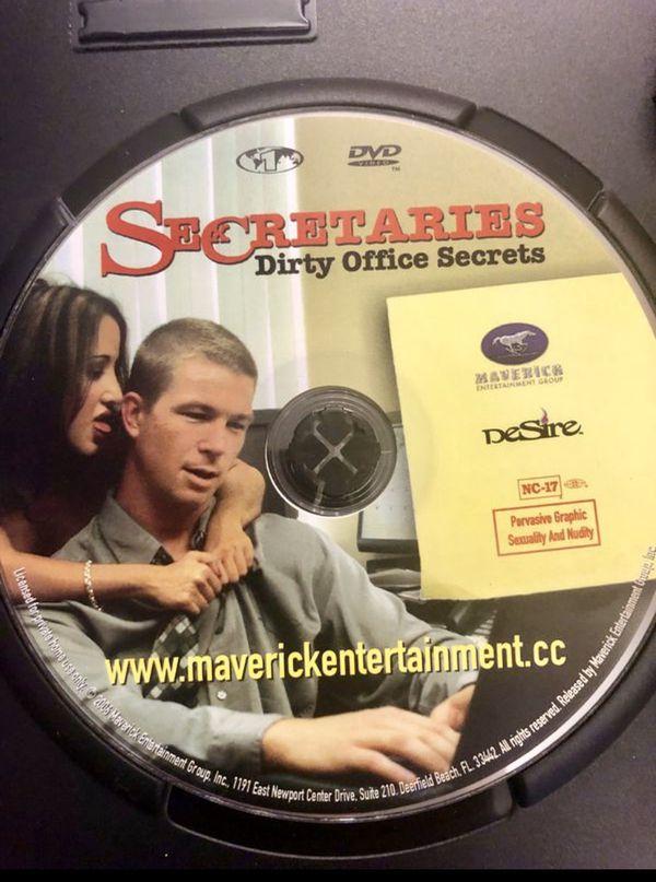 SECRETARIES DVD NC-17