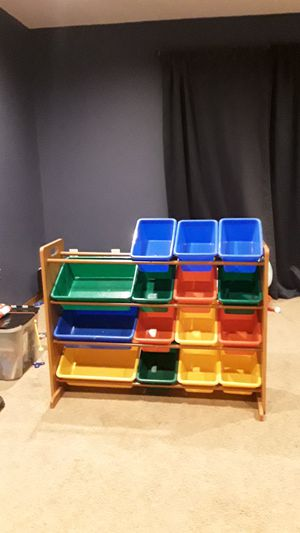 Toy organizer for Sale in Tacoma, WA