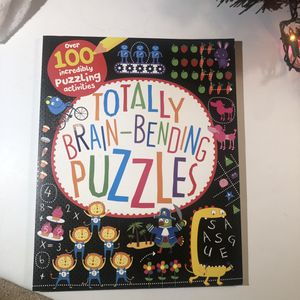 Totally Brain-Bending Puzzles Over 100 Actives... Lots Of Fun!! for Sale in Murrieta, CA