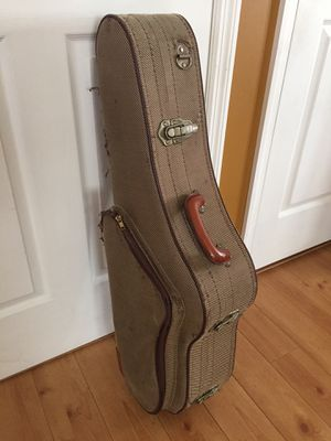 PRO TEC Hardshell Saxophone Case TWEED! Pre owned condition FS/FT! Make offer for Sale in Stony Point, NY