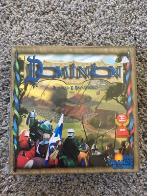 Dominion Board Game - new in shrink for Sale in Pittsburgh, PA
