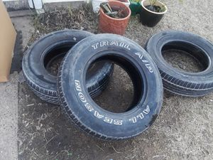 3 Tires size 16 225/175 for Sale in Dallas, TX