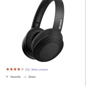 SONY WIRELESS NC HEADPHONES BRAND NEW FROM COSTCO for Sale in Fort Lauderdale, FL