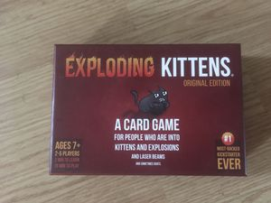 Exploding Kittens kids game for Sale in Vancouver, WA