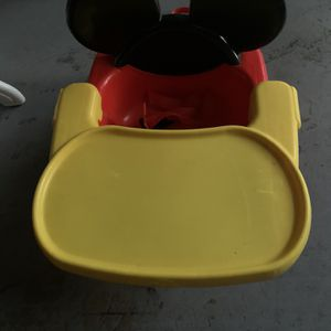 Mickey Mouse Booster Seat for Sale in Florissant, MO