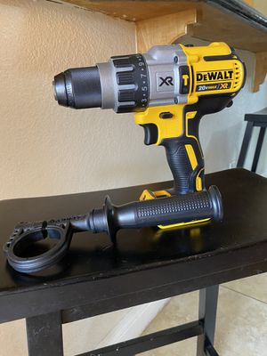 Dewalt 20vMax 3-Speed Hammer Drill 🚨TOOL ONLY for Sale in Azusa, CA