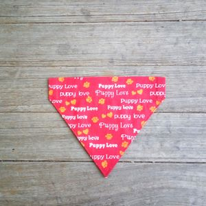 Over The Collar Dog Bandana Set of 4 Handmade for Sale in Cherryvale, KS