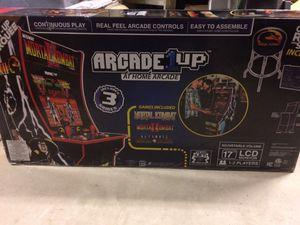 Arcade 1up mortal kombat Costco edition for Sale in Chula Vista, CA