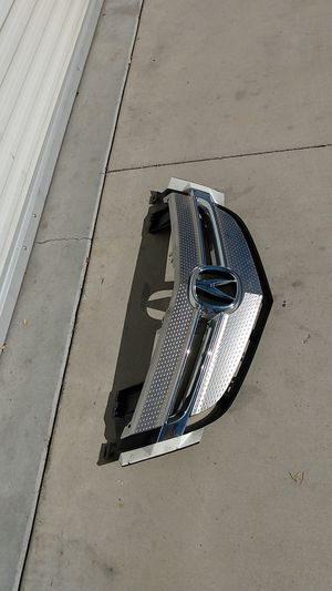 Acura mdx grille and emblem 2007 2008 2009 for Sale in Rancho Cucamonga, CA
