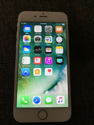 iPhone 6 unlocked for Sale in Anaheim, CA