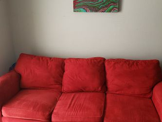 **Delivered!!** Sleeper Sofa Free Couch Divan Sofa for Sale in Tampa, FL