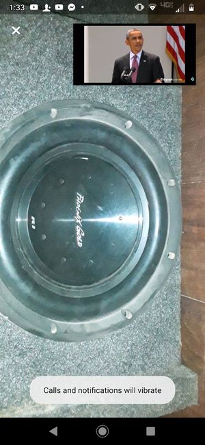 """2 10"""" subwoofers for Sale in Lubbock, TX"""