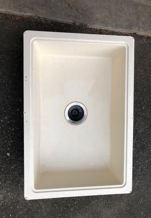 """Undermount Kitchen Sink RV 25""""x17"""" for Sale in Lake Stevens, WA"""