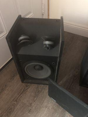 Bose bookshelf speakers for Sale in Menifee, CA